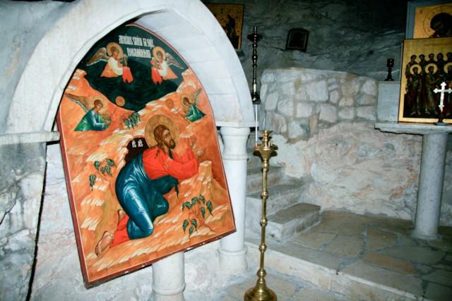 Gethsemane Icon