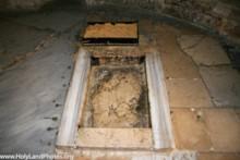 Footprint of Jesus?