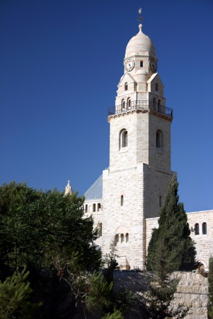 Dormition Abbey Tower
