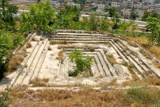 Ritual Bath (Miqveh) of the Priests