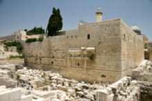 Southwest Corner of Temple Mount 1