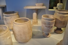 Large Stone Vessels