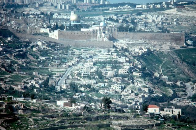 City of David (Detail)