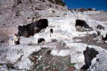 Weil Excavation (Tombs?)