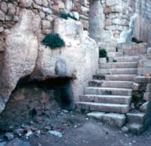 Iron Age Silwan Tomb