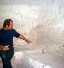 Ecole Biblique Tomb (2)