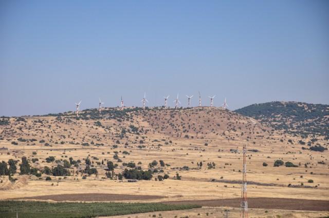 Golan Wind Farm