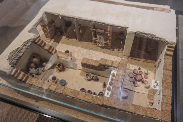 Israelite House Model