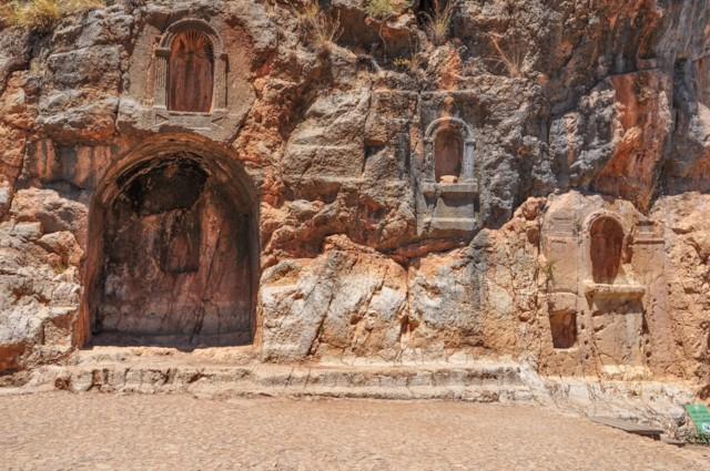 Caesarea Philippi Temple of Pan
