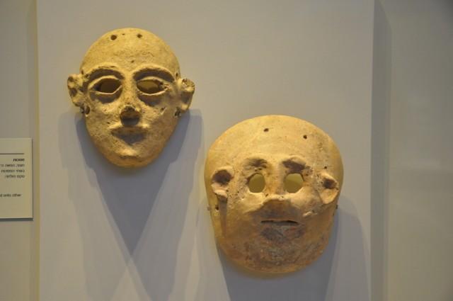 Clay Masks