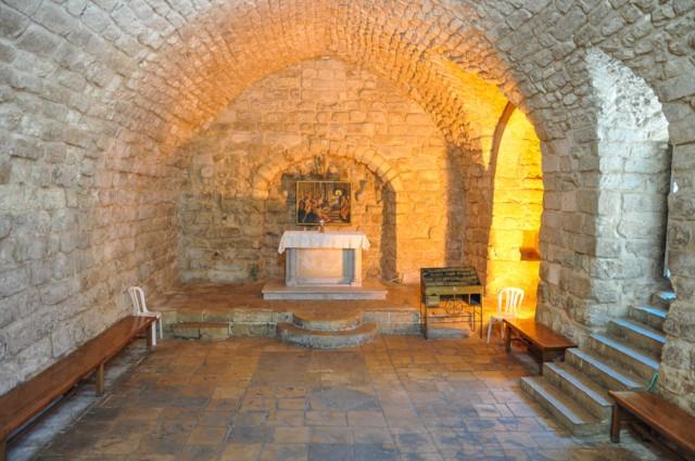 Nazareth Synagogue?