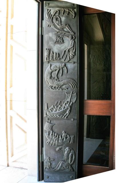 Gentile Door OT Jonah