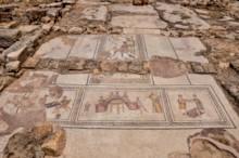 House of Orpheus Mosaic