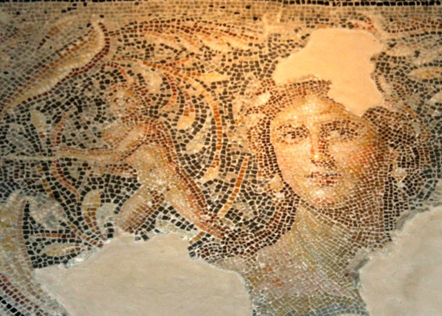 Female Head Detail