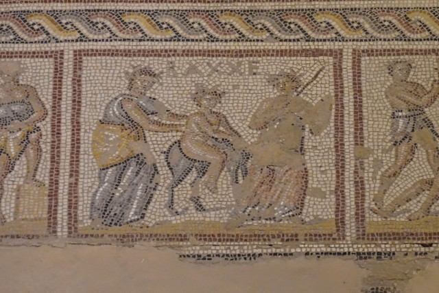Dionysos Learning to Ride