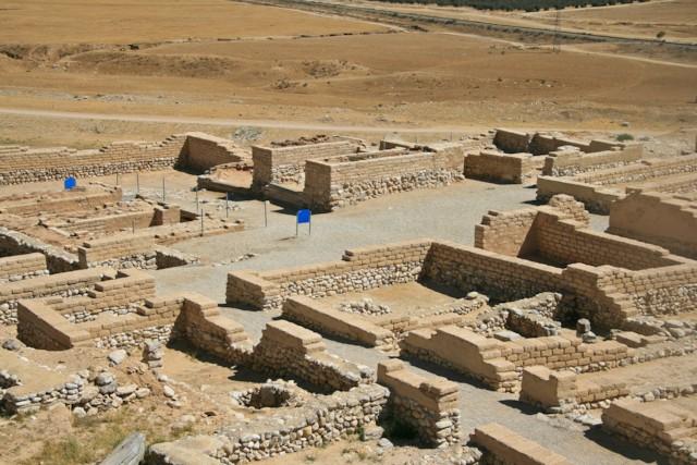 Beersheba Gate Area
