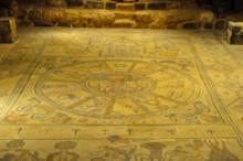 Zodiac And Torah Ark
