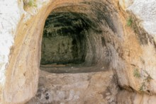 Interior of T1 - The Tomb of David?