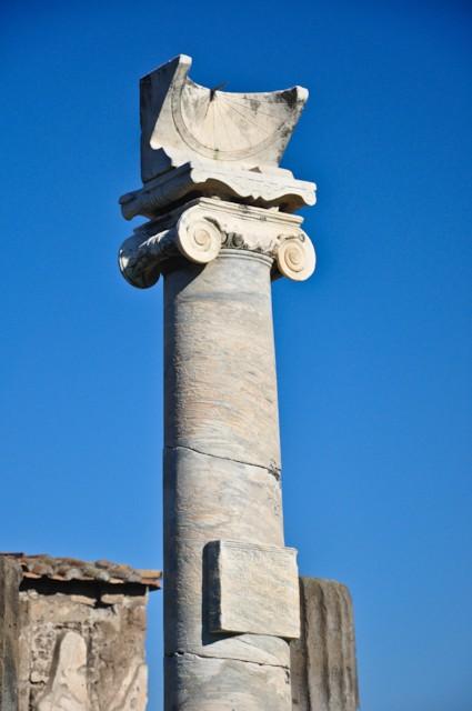 Temple of Apollo Sundial