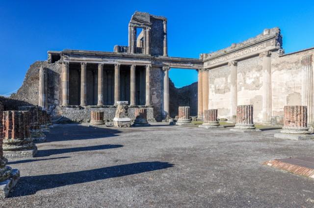 Basilica Interior West
