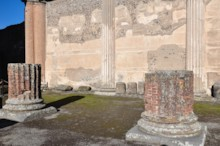Basilica Interior Wall