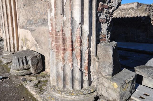 Basilica Interior Columns