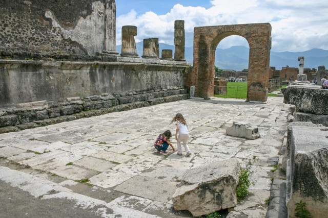 Temple of Jupiter Foundation