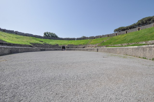 Amphitheater Interior South