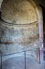 Alcove in Portico