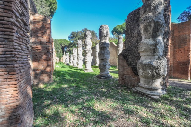 Portico of Claudius 2