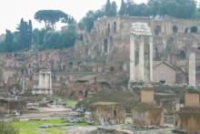 Palatine Overlooking Forum