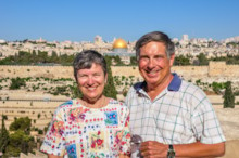 Carl and Mary Mount of Olives