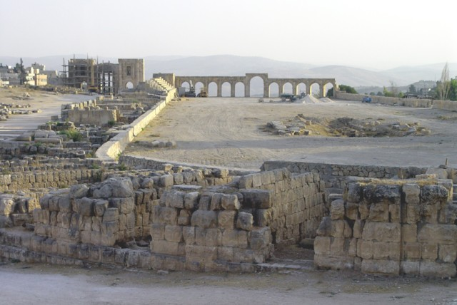 Hippodrome East Wall