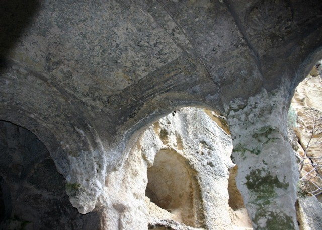 Rock Tombs Cornice