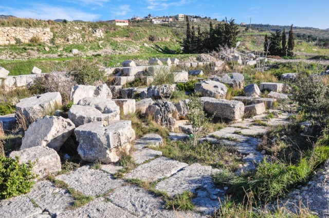 Ionic Temple 2