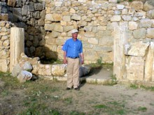 Excavator of Antioch
