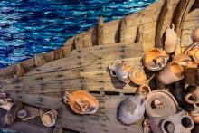 Merchant Ship Planking and Ribs