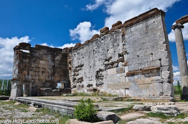 Temple of Zeus Interior 1