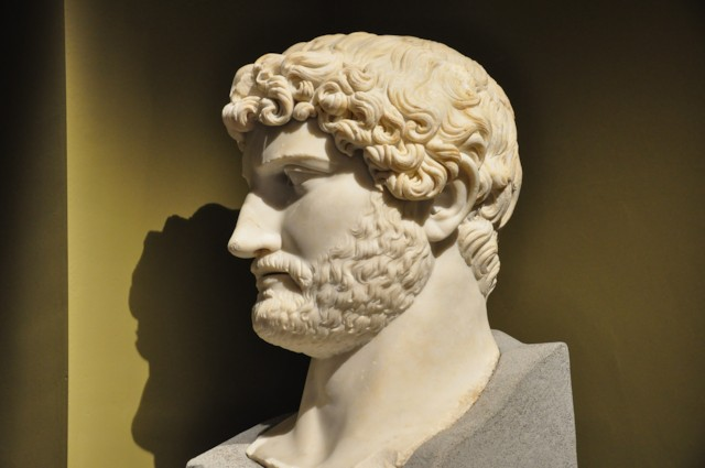 Hadrian Side View