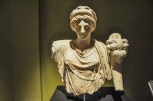 Goddess with Cornucopia