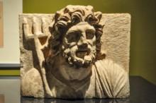Relief of Poseidon