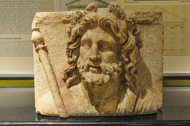 Relief of Zeus
