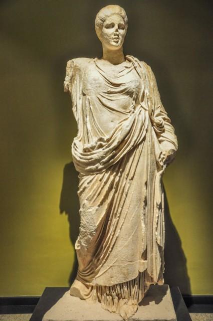 Statue of Hera Ephesia