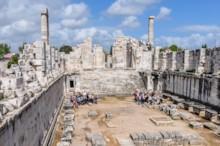 Temple of Apollo Interior 2