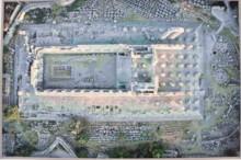 Temple of Apollo Aerial