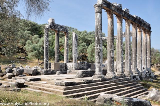 Euromos (Temple of Zeus)