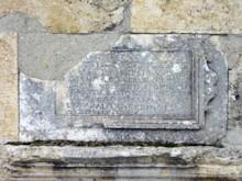 Flavius Zeuxis' Inscription