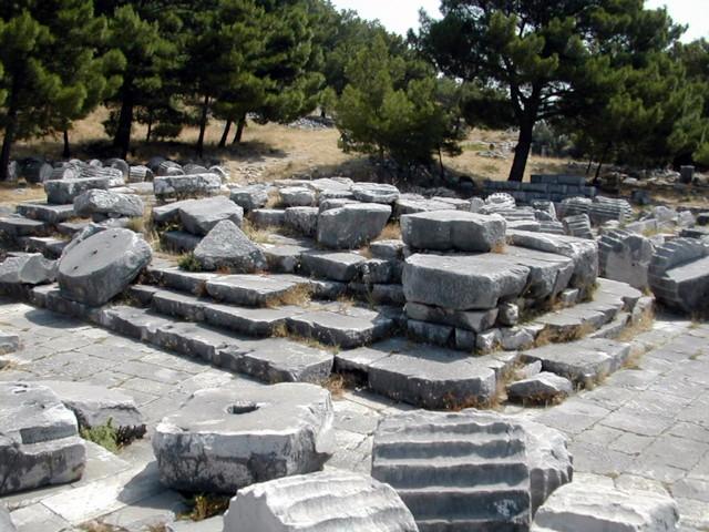 Altar of Athena