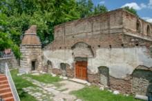 Hagia Sophia Church Minaret