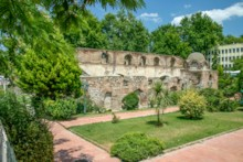 Hagia Sophia Church Pre-restoration